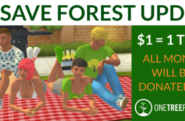 Save Forest Update