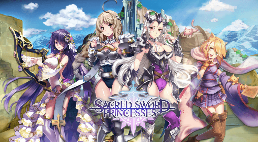 Sacred Sword Princess — download best erotic games for android