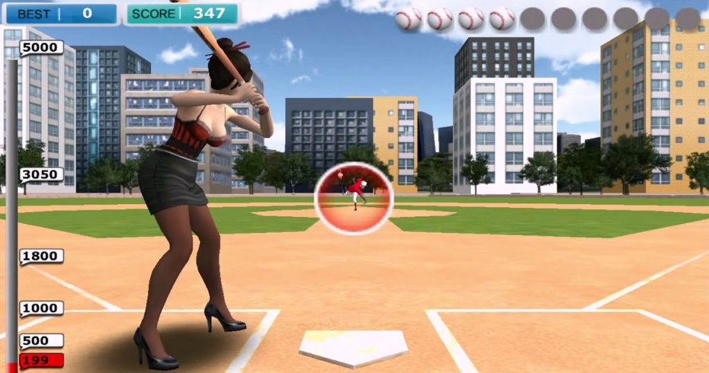 Sexy Baseball — download best erotic games for android