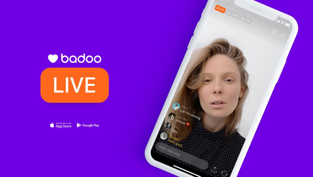 Best sex apps - Badoo