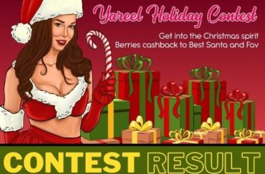 Yareel Holiday Contest Result